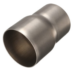 60mm to 51mm Mild Steel Exhaust Reducer Adapter