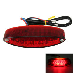 12V 28 LED Rear Brake Light Universal
