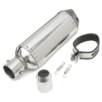38-51mm Stainless Exhaust