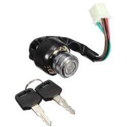 6 Wire Ignition Switch with 2 Keys
