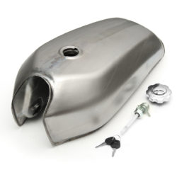9L Cafe Racer Fuel Tank with Fuel Cap and Keys