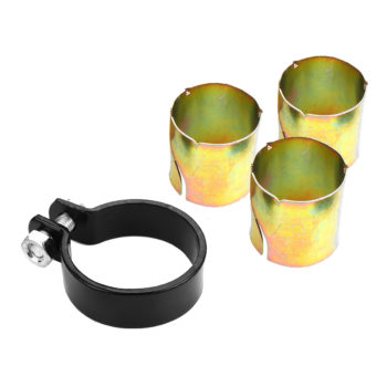 Motorcycle Exhaust Muffler Pipe Reducer Cocktail Tulip