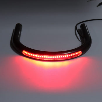 22mm Universal Seat Frame Hoop with LED Indicator and Brake Lights