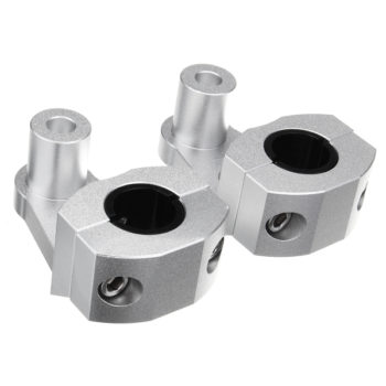 7/8inch 22mm to 28mm Motorcycle Handlebar Riser Clamps