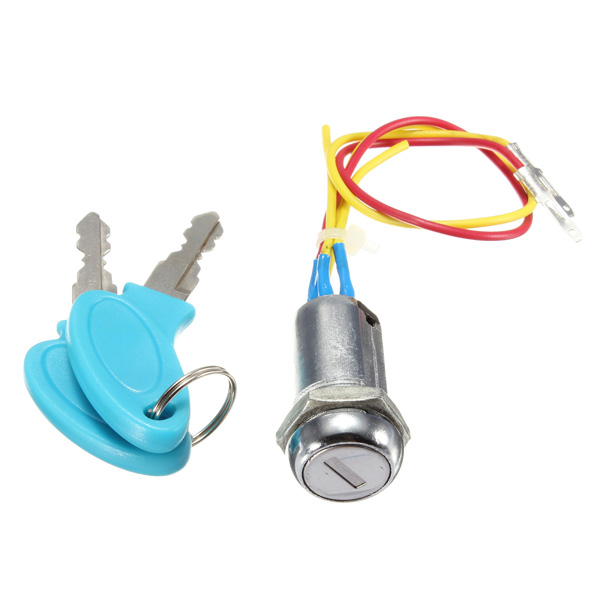 2 Wire Ignition Switch with 2 Keys