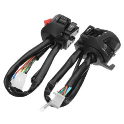 7/8inch 22mm 12V Motorcycle Handlebar Control Switches